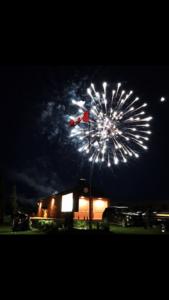 Canada Day Fireworks @ Essa Agriplex