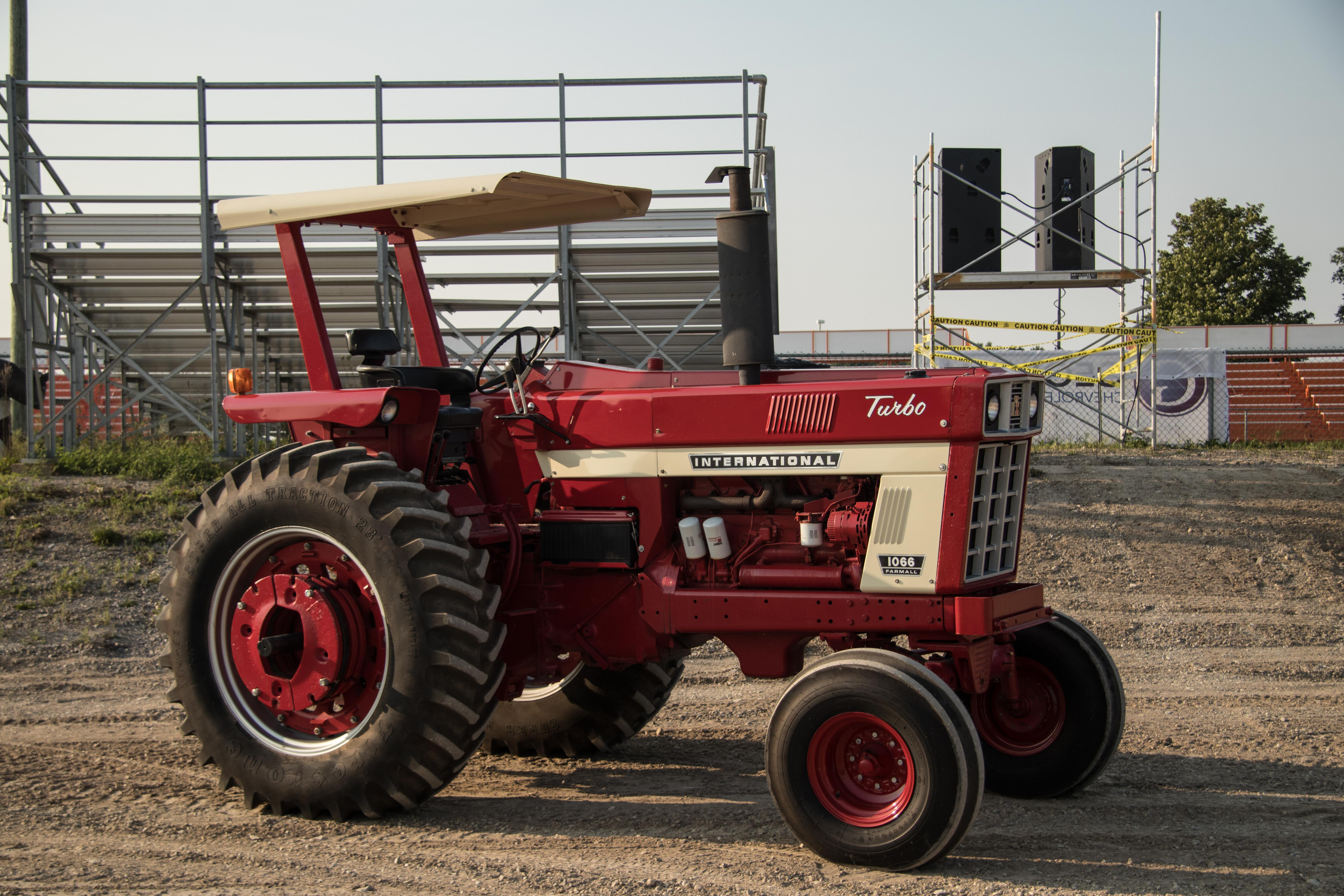 Truck & Tractor Pulls — Essa & District Agricultural Society