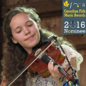 Jessica Wedden- Fiddler